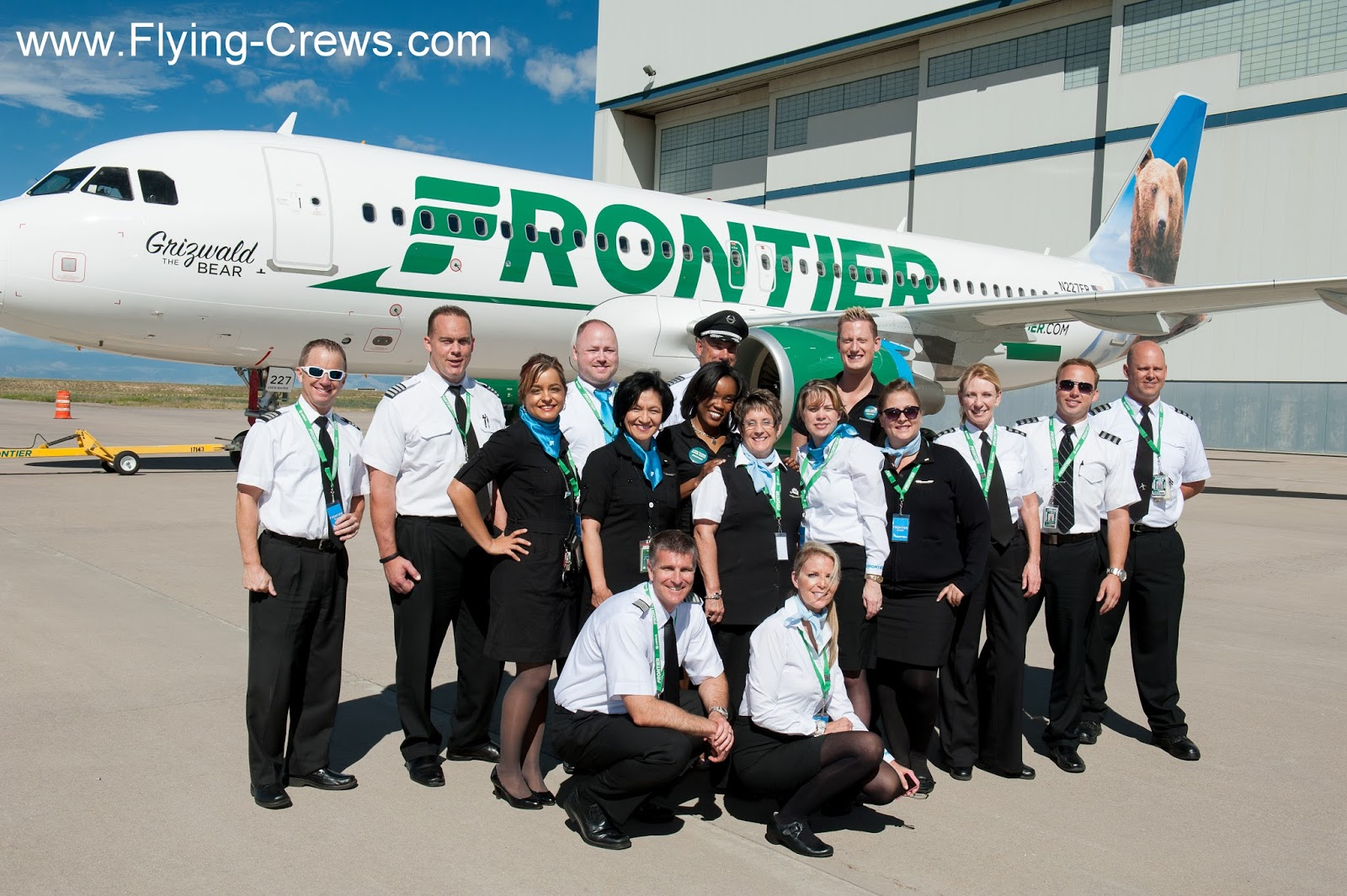 Frontier Airlines Picture