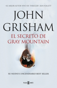 El secreto de Gray Mountain - Portada
