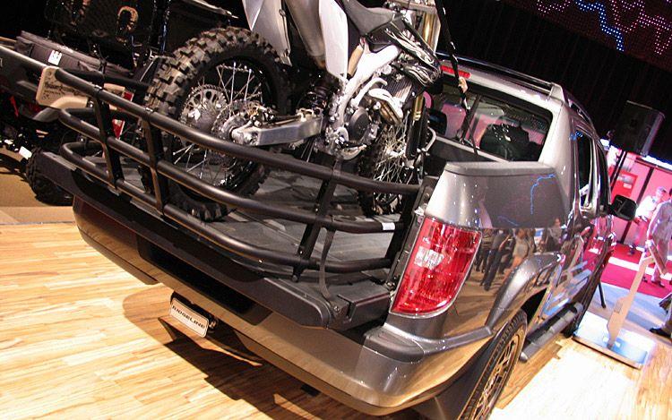 Honda Ridgeline Sports Concept