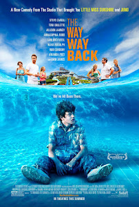 The Way Way Back Poster