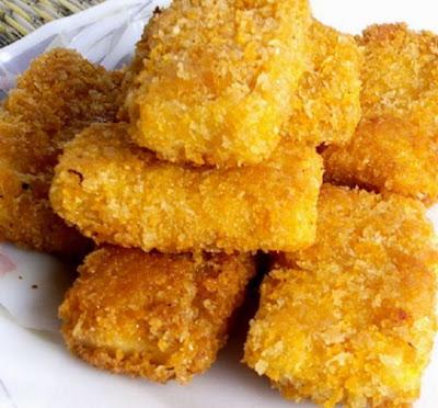 Resep dan Cara Mudah Membuat Nugget Jagung Ayam