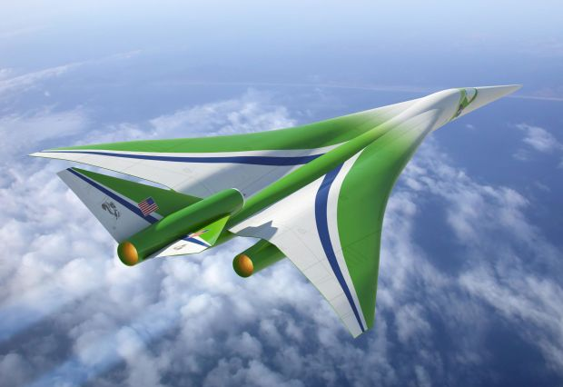 Here Are Some Examples Of How Future Planes Could Look According - Examples future planes look according nasa