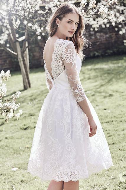 Gaun Glitzy Wedding Dresses