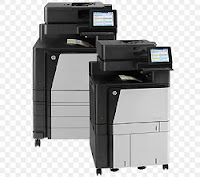 Driver MFP de flujo HP Color LaserJet Enterprise serie M880