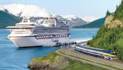 Sapphire Princess cruise