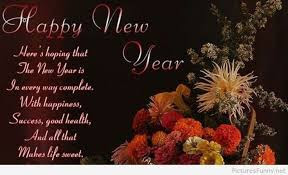 New Year Wishes In Hindi,