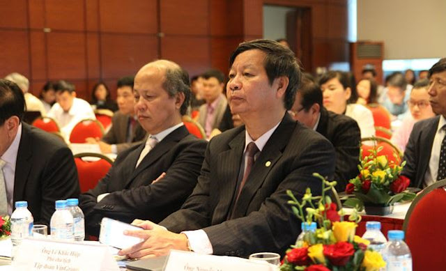 Ông Lê Khắc Hiệp - phó chủ tịch HĐQT tập đoàn Vingroup