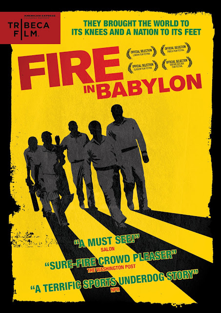 Fire in Babylon, British Documentary on Rise of West Indies Cricket in 70s and 80s, Directed Stevan Riley