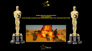 oscar favorite best visual effects award mad max fury road