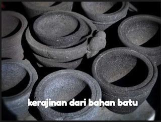 Materi Proses Produksi Kerajinan Bahan Keras Alam dan Buatan Nusantara dari Kayu beserta Jenis dan Tekniknya