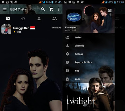 Download BBM MOD tema Movie v2.12.11 Terbaru 2016