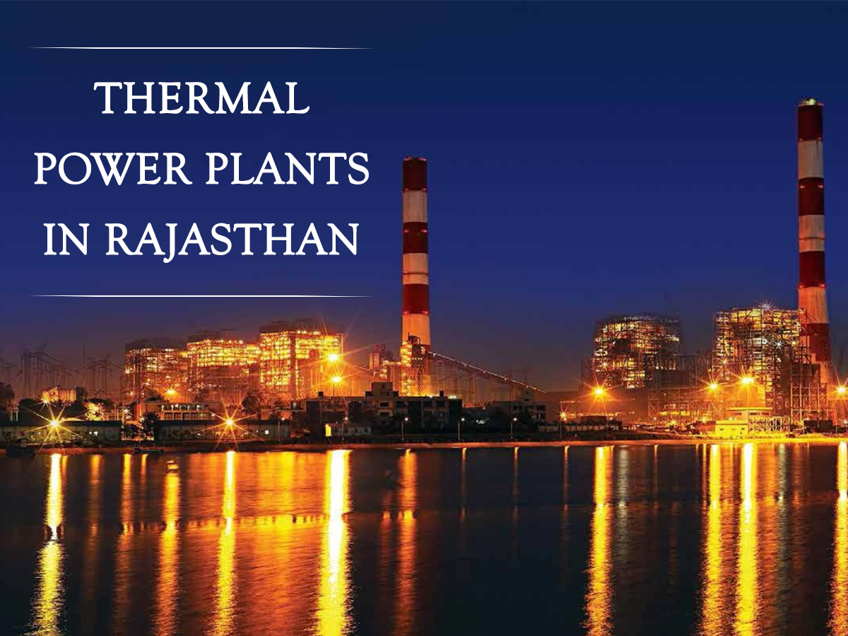 List of Thermal Power Plants in Rajasthan