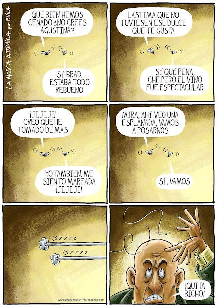 Don Pedro Mic Ilustraci Digital Humor