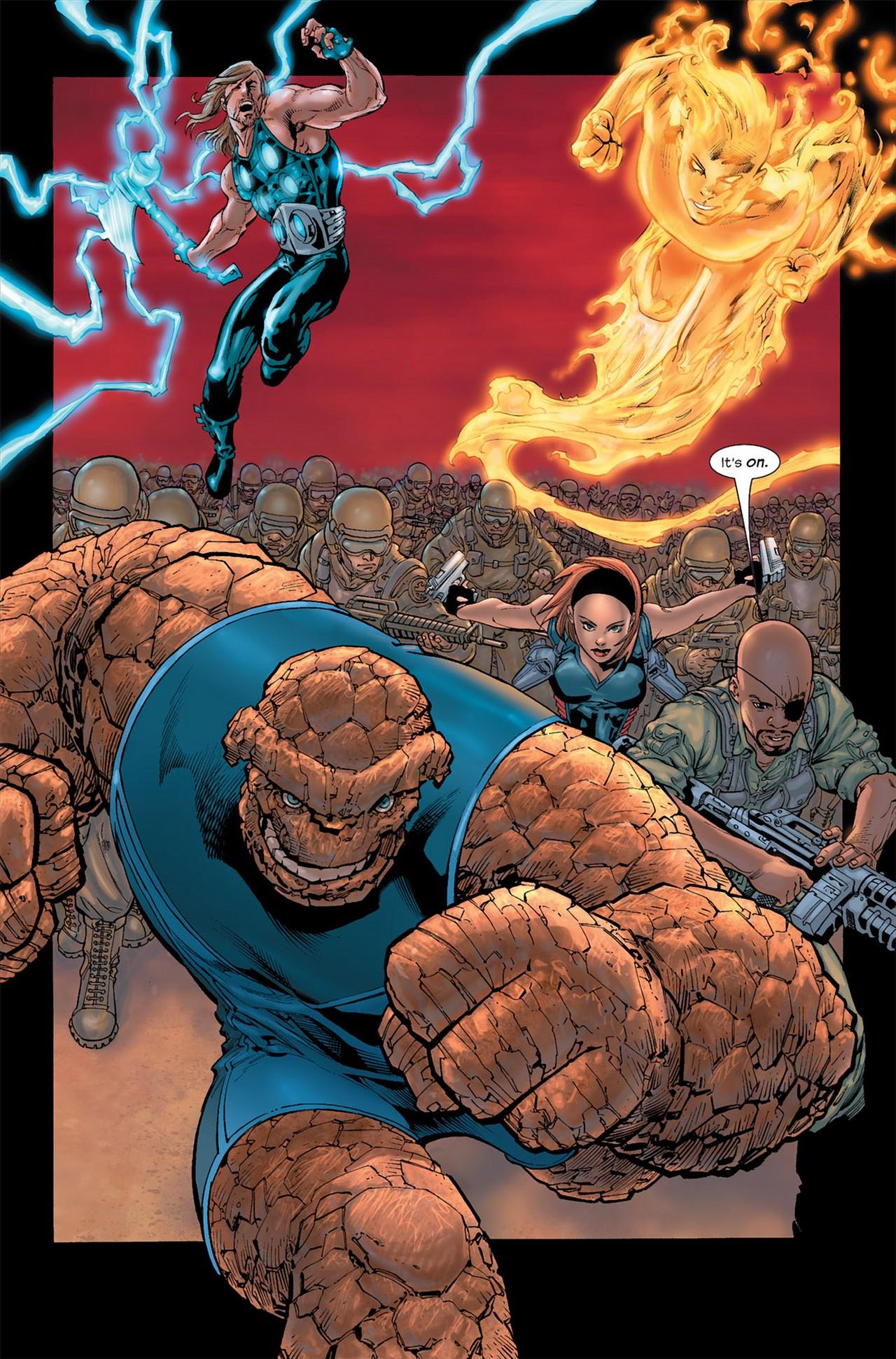 Read online Ultimate Secret comic -  Issue #3 - 22