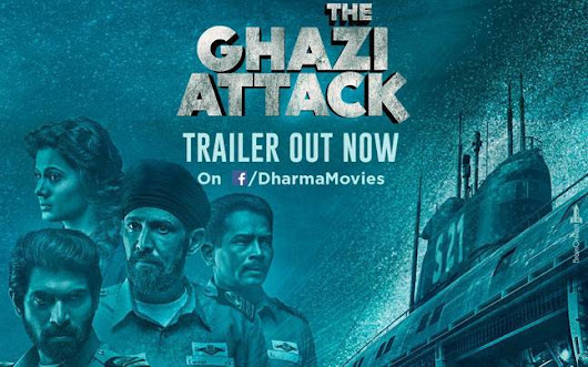 The Ghazi Attack : Hindi Film Review Online