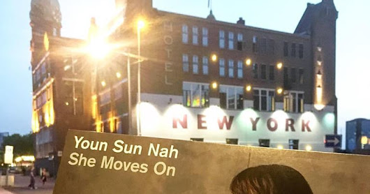 She Moves On! Youn Sun Nah and New Yorkers...