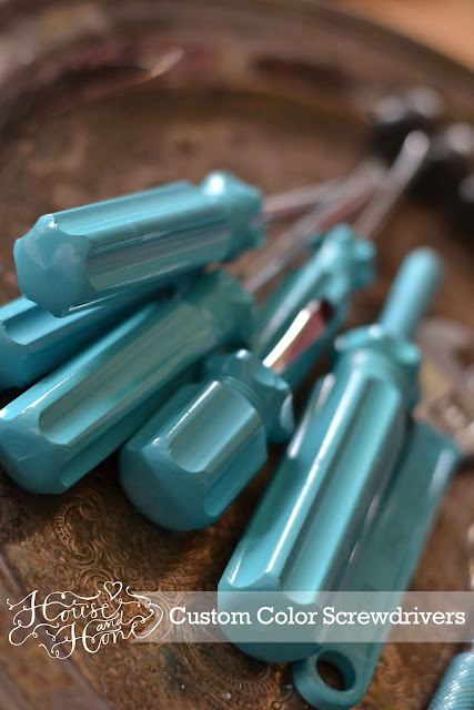 Custom Colored Screwdrivers