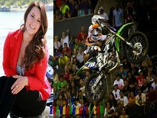 Pembalap Motocross Terkaya Dunia Cewek Bening Dengan Keahlian Sangar Menakutkan