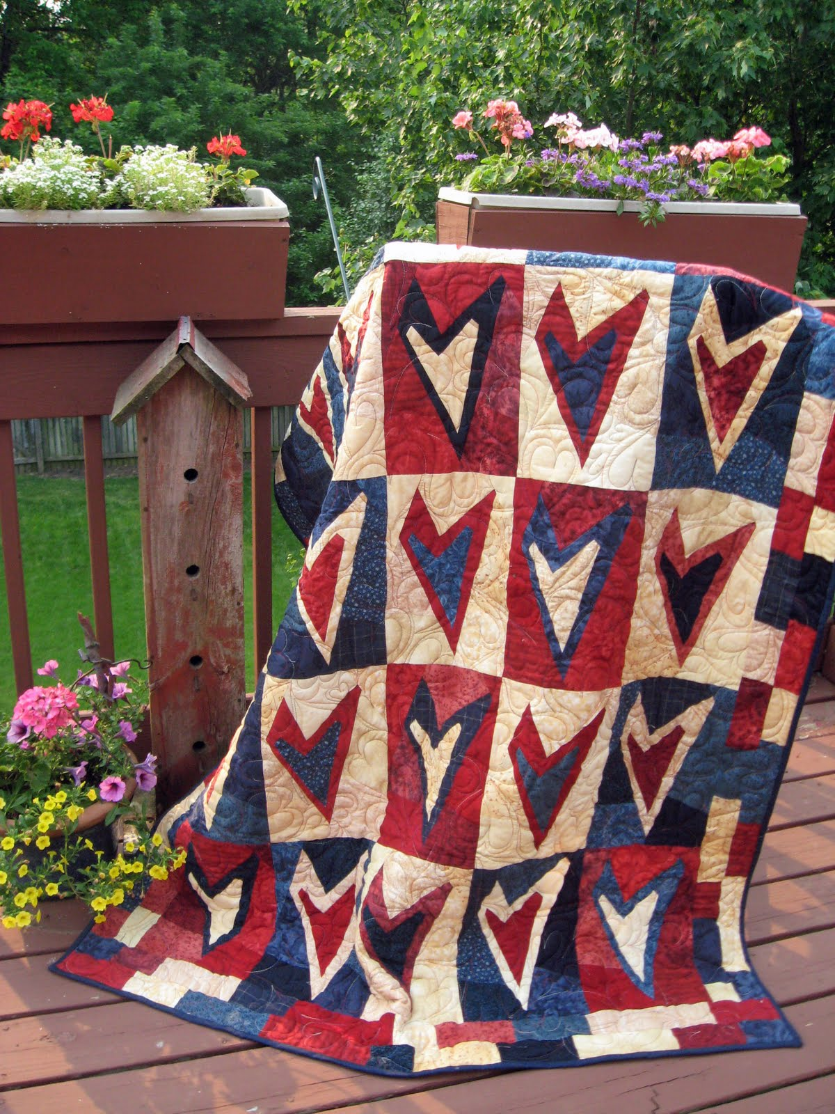 Family Reunion Quilt Pattern Information