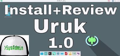 Uruk GNU/Linux 1.0