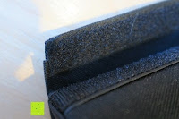 Klett Seite: Nackenschutz für Hantelstange / Schutzpolster für Langhantelstange / Hals-, Schulter, Nackenpolster TF-BSP1002
