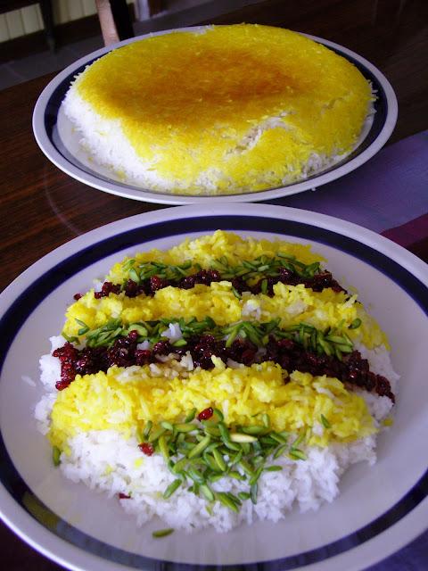 La mia cucina persiana for Cucinare x celiaci