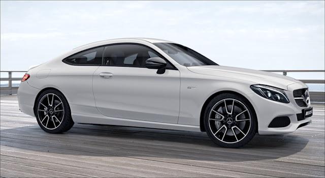 Mercedes AMG C43 4MATIC Coupe 2019 là chiếc xe sedan 2 cửa, 5 chỗ có thiết kế ngoại thất đậm chất thể thao