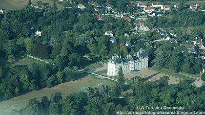 Castelos do Vale do Loire - Château de Cheverny