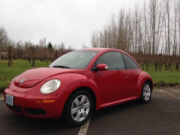 Rare VW Beetle 2007