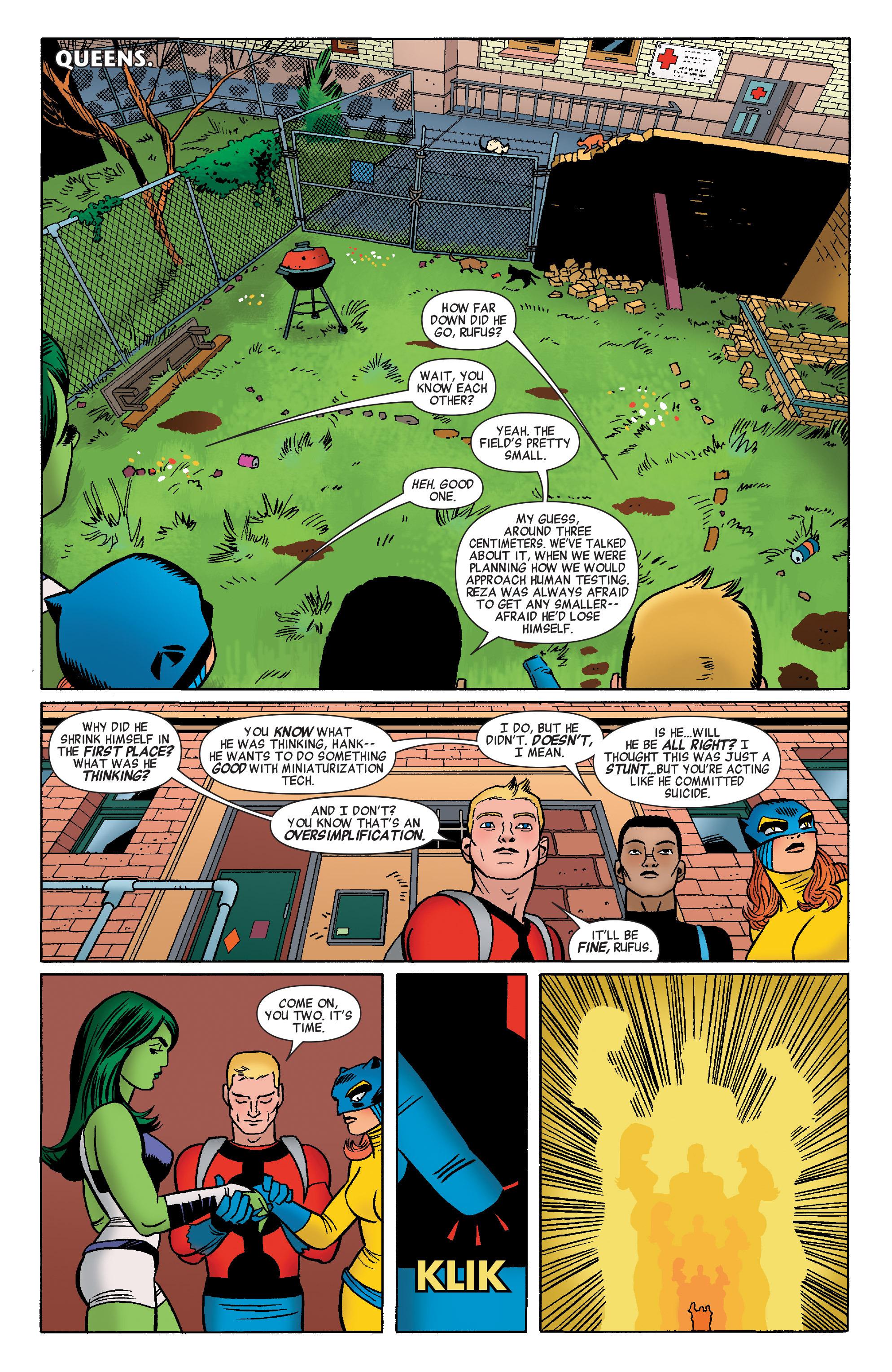 Read online She-Hulk (2014) comic -  Issue #7 - 6
