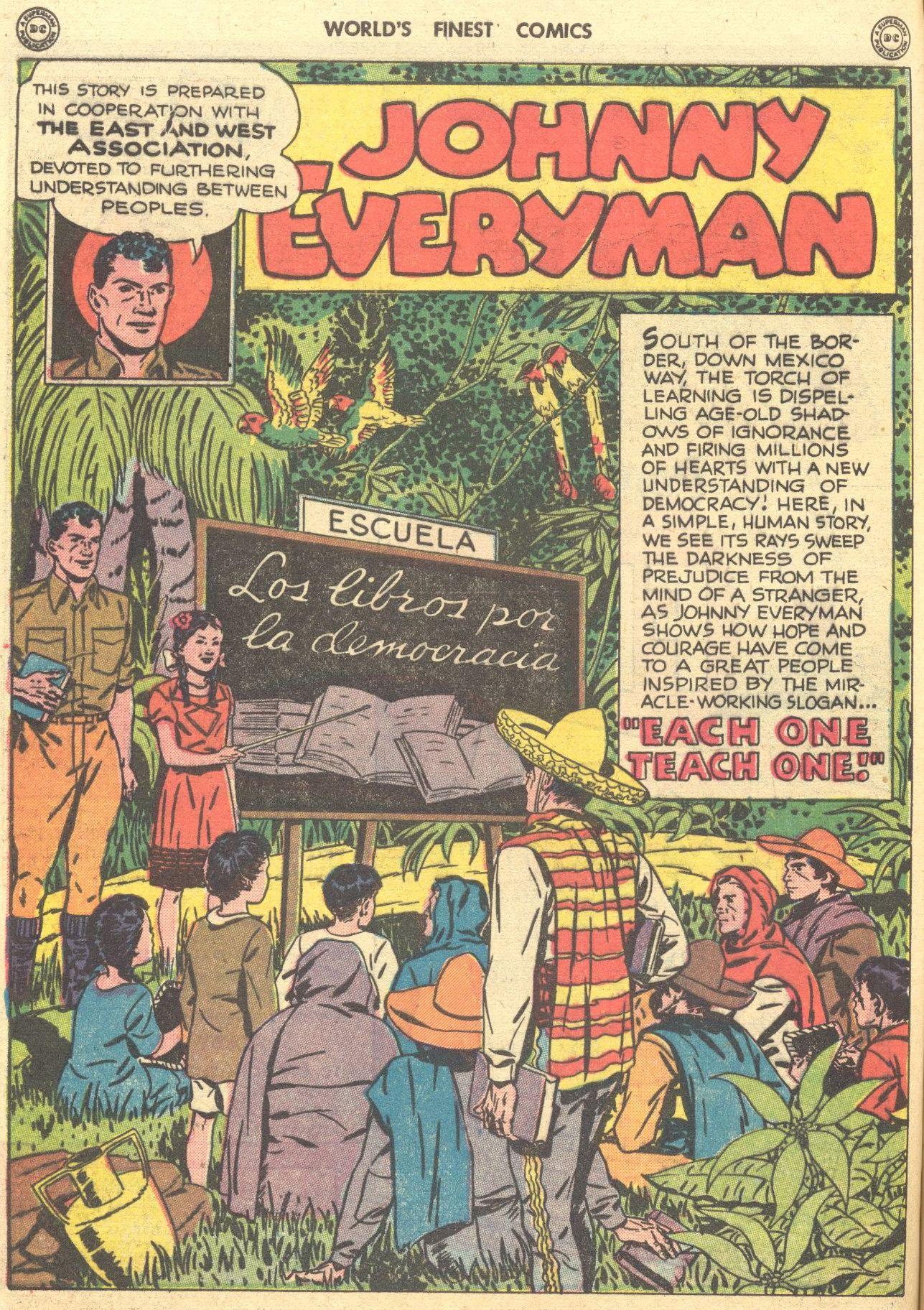 Read online World's Finest Comics comic -  Issue #28 - 51