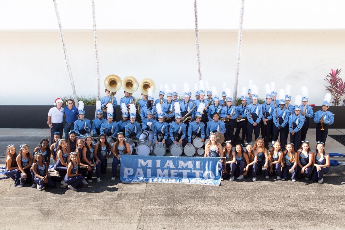 Eugene Flinn - South Dade Updates: Miami Palmetto Senior High School