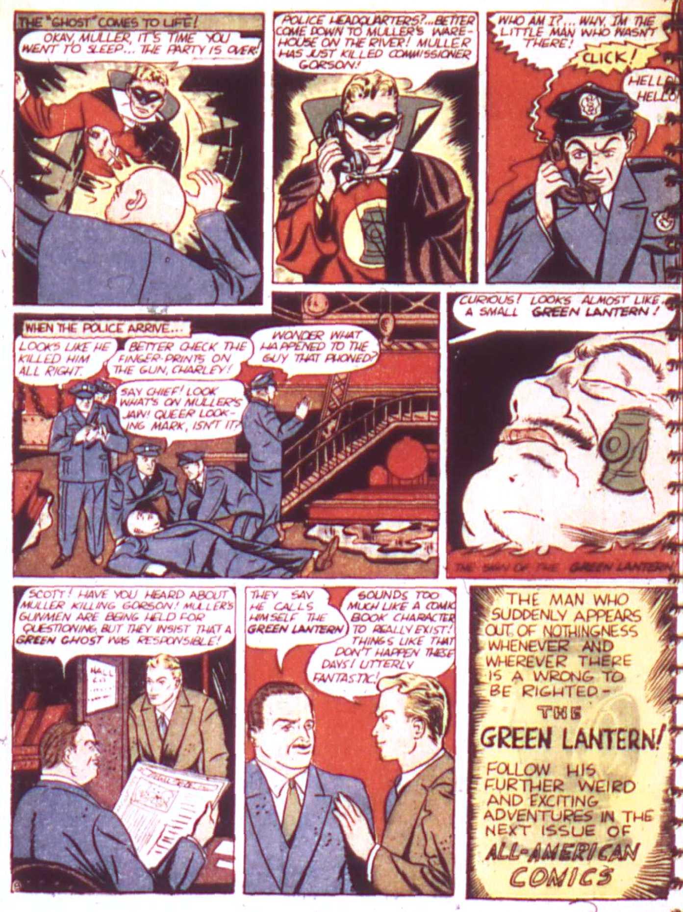 Read online All-American Comics (1939) comic -  Issue #17 - 10