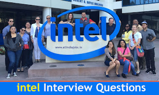 Intel Interview Questions