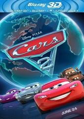 Arabalar 2 (2011) 3D Film indir