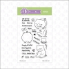 FBS Three Little Pigs 4x6 Clear Stamp Set