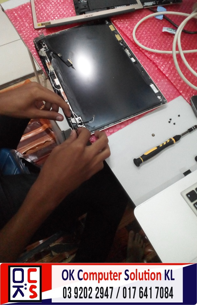 [SOLVED] LENOVO G470 BLANK SCREEN | REPAIR LAPTOP CHERAS 3