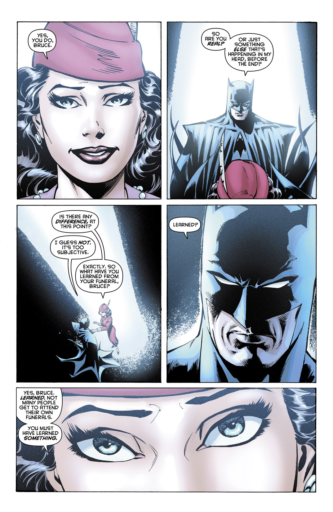 Detective Comics (1937) 853 Page 12