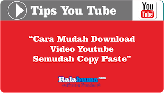Cara Mudah Download Video Youtube Semudah Copy Paste