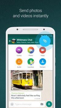 تحميل التحديث الجديد واتس اب اخر اصدار Whatsapp Update للاندرويد مجانا