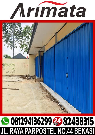 gambar  Folding Gate Jakarta Selatan