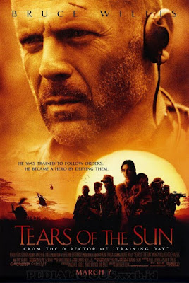Sinopsis film Tears of the Sun (2003)