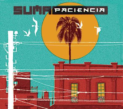 SUMA PACIENCIA - Suma Paciencia (2016)