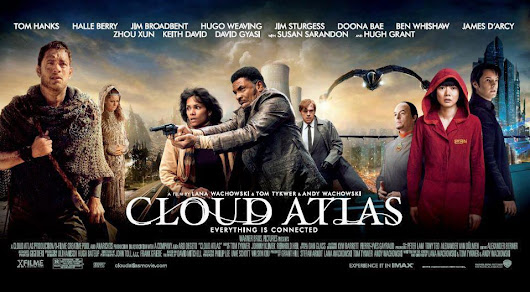 Cloud Atlas - Atlas de las Nubes.