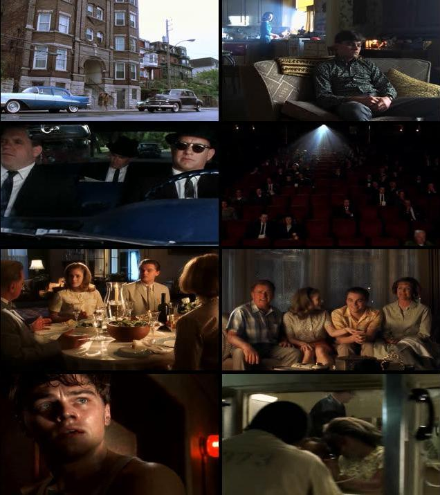 Catch Me If You Can 2002 Dual Audio Hindi 480p BRRip