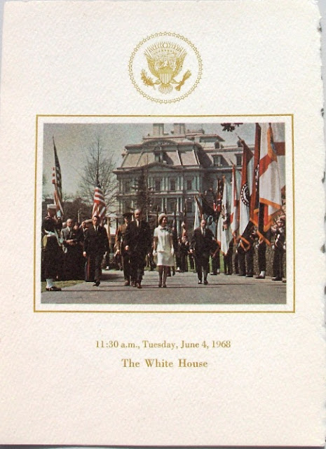 The U.S. Presidency and Political Hospitality - 1776-1976