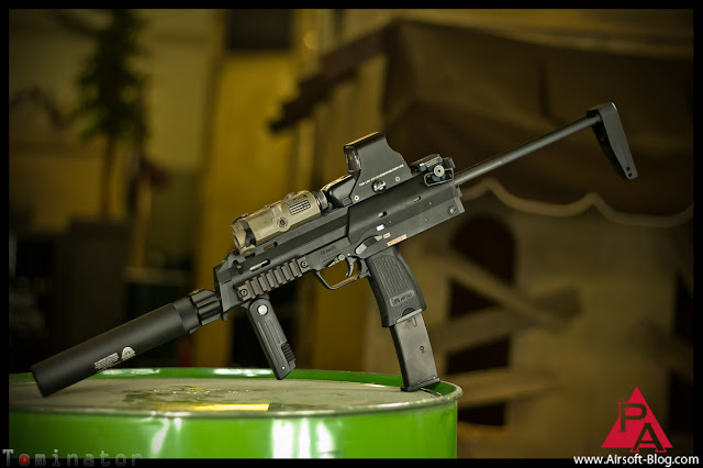 KWA HK MP7 GBB SMG, RECOIL Magazine MP7, Insight Interactive CQB, Irish Rainbow Airsoft, Ryan Pieper, Battletoads CQB Gang, Pyramyd Airsoft Blog, Pyramyd Air, Tom Harris Media, Tominator