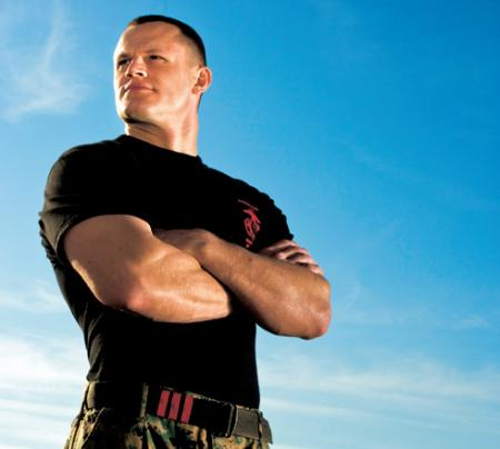 High Intensity Training: Train like a Marine. HURRAH!!!