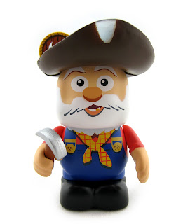 Pixar Series 3 Vinylmation stinky pete