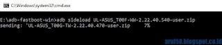 Cara Terbaru Flash Asus Zenfone 5 T00F/T00J Work 100%